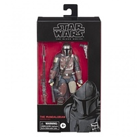 "The Mandalorian - Black Series  - 6"" Action Figure"