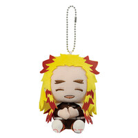 Demon Slayer Kimetsu no Yaiba Hanging Plush Vol.2: Kyojuro Rengoku