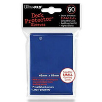Ultra.Pro - Solid Blue - Small - 60 Count
