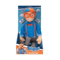 Blippi - My Buddy - Feature Figure