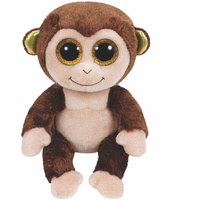 Beanie Boo's Regular - Audrey - The Brown Monkey