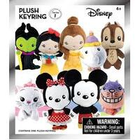 Disney - Series 1  - 3D Foam  Bag Clips - (Sold Separately)