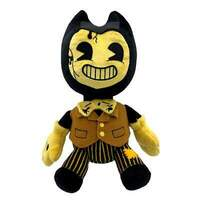 Bendy & The Ink Machine - Black & Gold Plush - Bendy in Suit