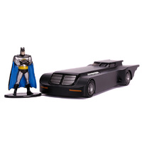 Batman - The Animated Series - Batmobile with Batman -  1:32 Scale