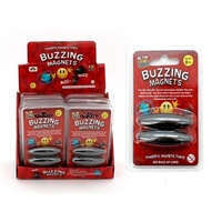 Buzzing Magnets - Powerful Magnetic Force !