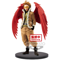 My Hero Academia Age of Heroes Hawks Figure