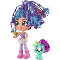 Curli Girls - Curl Power Deluxe Set  - Ballerina & Pet