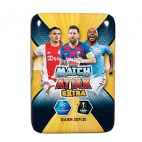 "Match Attax ""EXTRA"" - Season '19-'20 - Mini Tin (Sold Separately)"