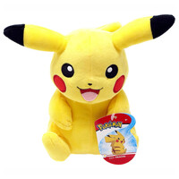 "Cute Pokémon - 8"" Plush - It's Pikachu !!"