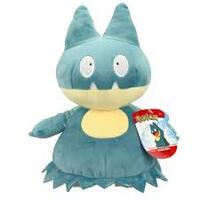 "Cute Pokémon - 8"" Plush - It's Munchlax !!"