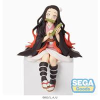 SEGA PM Figure - Demon Slayer Kimetsu no Yaiba - Chokonose Perching Figure Nezuko Kamado