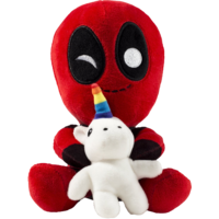 "Deadpool - Deadpool HugMe 16"" Vibrating Plush"
