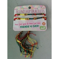 Friendship Bracelets - one for you and one for me