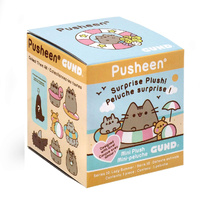 Pusheen - Blind Box Series 10: Lazy Summer - (Sold Separately)
