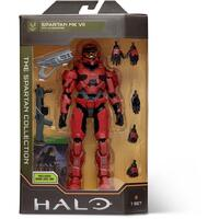 Halo - 6.5″ Legends - Action Figure - Spartan MK VII With Accessories