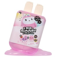 I Dig Monsters - Jumbo Popsicle Pack - Pink