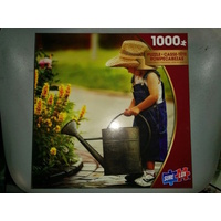 Jigsaw Puzzle - Photo Gallery - 1,000 Piece - Watering Can