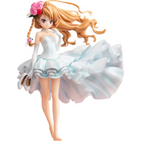 1/7 Taiga Aisaka: Wedding Dress Ver. PVC