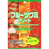 Fruit Gummy Candy Assortment