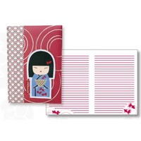 Kimmi<>Doll - Collection - Notebook - Red