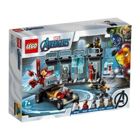 Lego - Marvel - Iron Man Armory Break-In - 76167