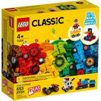 Lego - Classic - Bricks and Wheels (So Many Wheels) - 11014