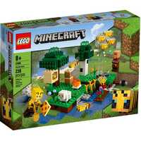 Lego - Minecraft - The Bee Farm - 21165
