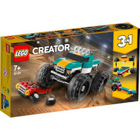 Lego - Creator 3 in 1 - Monster Truck - 31101