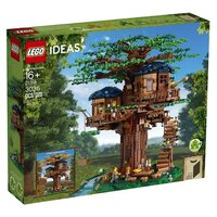 Lego - Ideas -  Tree House - 21318