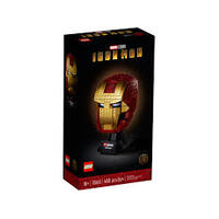 Lego - Marvel Super Heroes - Iron Man Helmet - 76165