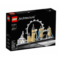 Lego - Architecture - London - 21034