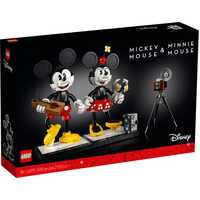 Lego - Disney - Mickey Mouse & Minnie Mouse Buildable Characters - 43179