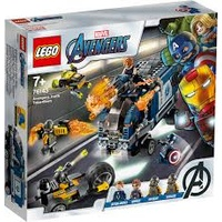 Lego - Marvel - Avengers - The Avengers Truck Take-Down - 76143