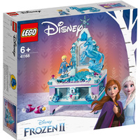 Lego - Disney - Frozen Elsa's Jewelry Box Creation - 41168