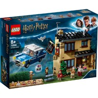 Lego - Harry Potter - No.4 Privet Drive, Little Whinging, Surrey - 75968