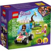 Lego - Friends - Vet Clinic Rescue Buggy - 41442