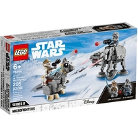 Lego - Star Wars - AT-AT™ vs. Tauntaun™ Microfighters - 75298