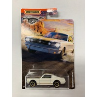 Matchbox Cars - Ford Mustang Series - 1965 GT
