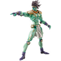 Super Action Statue - JoJo's Bizarre Adventure Part 3 - Stardust Crusaders Chozokado - STAR PLATINUM