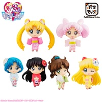 Petit Chara! Sailor Moon - Cherry Blossom Festival Ver. (Sold Separately)