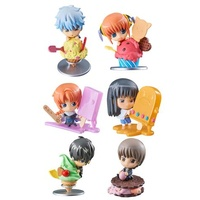 Petit Chara Land Gintama Ice Cream Shop Fruit Paradise (Sold Separately in Random Pack)