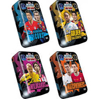 UEFA - CHAMPIONS LEAGUE - Match Attax -  2020/2021 - Edition Mega Tin