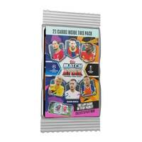 UEFA - CHAMPIONS LEAGUE - Match Attax -  2020/2021 - 3 Pack Blister