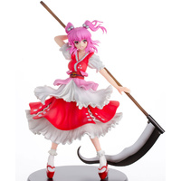 "Touhou Project 1/8 Scale Pre-Painted PVC Figure: Komachi Onozuka ""Christmas Camellia Ver."" WonderFest 2010 Exclusive"