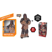 Star Wars - Chewbacca -  Animatronic Interactive Figure