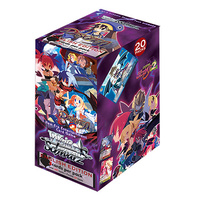 [English Edition] Weiss Schwartz - Disgaea Booster Pack (Sold Separately)
