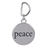 Mani The Lucky cat – Charms for Figurines & Keychains - Peace