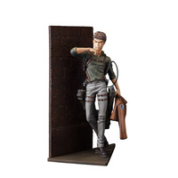 "mensHdge technical statue No.31+ Attack of Titan ""Jean Kirstein"" Attack version"