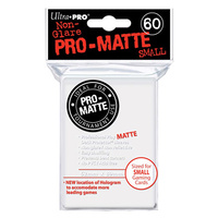 ULTRA PRO Deck Protector - Small 60ct White