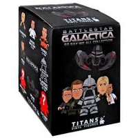 Battlestar Galactica - Titans Vinyl Figures Blind Box (Sold Separately)